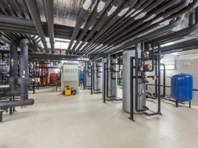 impianti di regfrigerazione installato